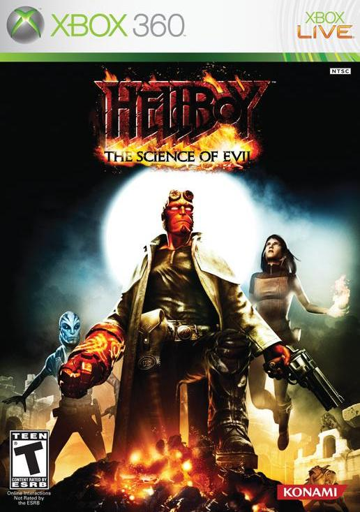 Descargar Hellboy Science Of Evil [English][USA] por Torrent